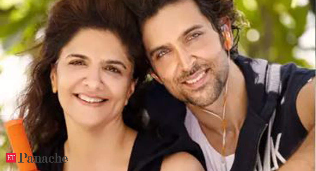 Hrithik Roshan's mother, Pinkie Roshan, tests postive for Covid-19, is currently asymptomatic