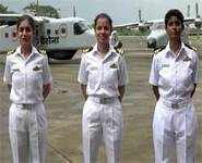 Navy's women pilots ready for reconnaissance