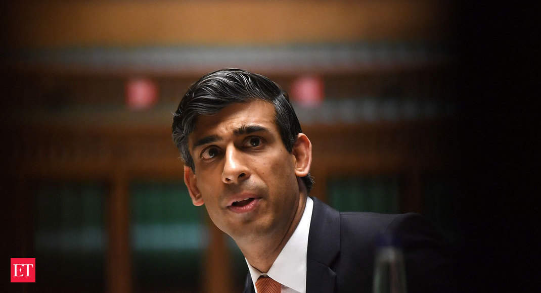 UK Chancellor Rishi Sunak 'barred for life' from a local pub