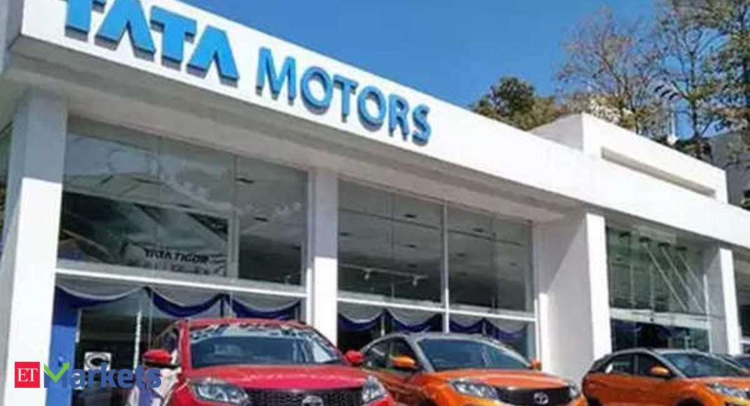 Tata Motors Q2 results: Net loss widens to Rs 307 crore; revenue drops 18% to Rs 53,530 crore - Economic Times