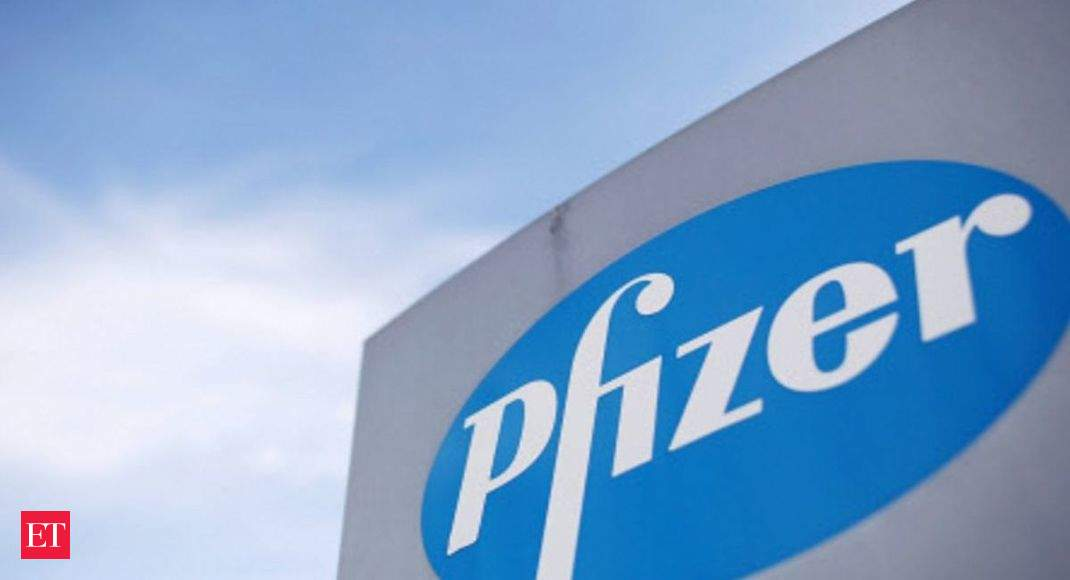 Pfizer not yet ready to release COVID-19 vaccine data from late-stage trial - Economic Times