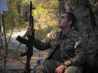 Defence ministry of Nagorno-Karabakh region says its military death toll rises to 1,068
