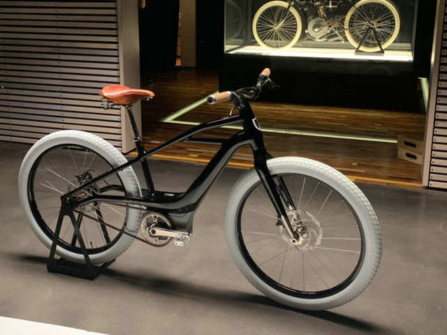 Harley goes e-cool with Serial-1 - a sleek, new electric bicycle inspired from the 1910s