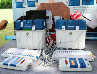 55.69 per cent voter turnout in 1st phase of Bihar assembly elections: Election Commission