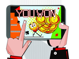 online betting: AP bans online gaming, betting; asks Centre to block access  to 132 apps, websites in state - The Economic Times