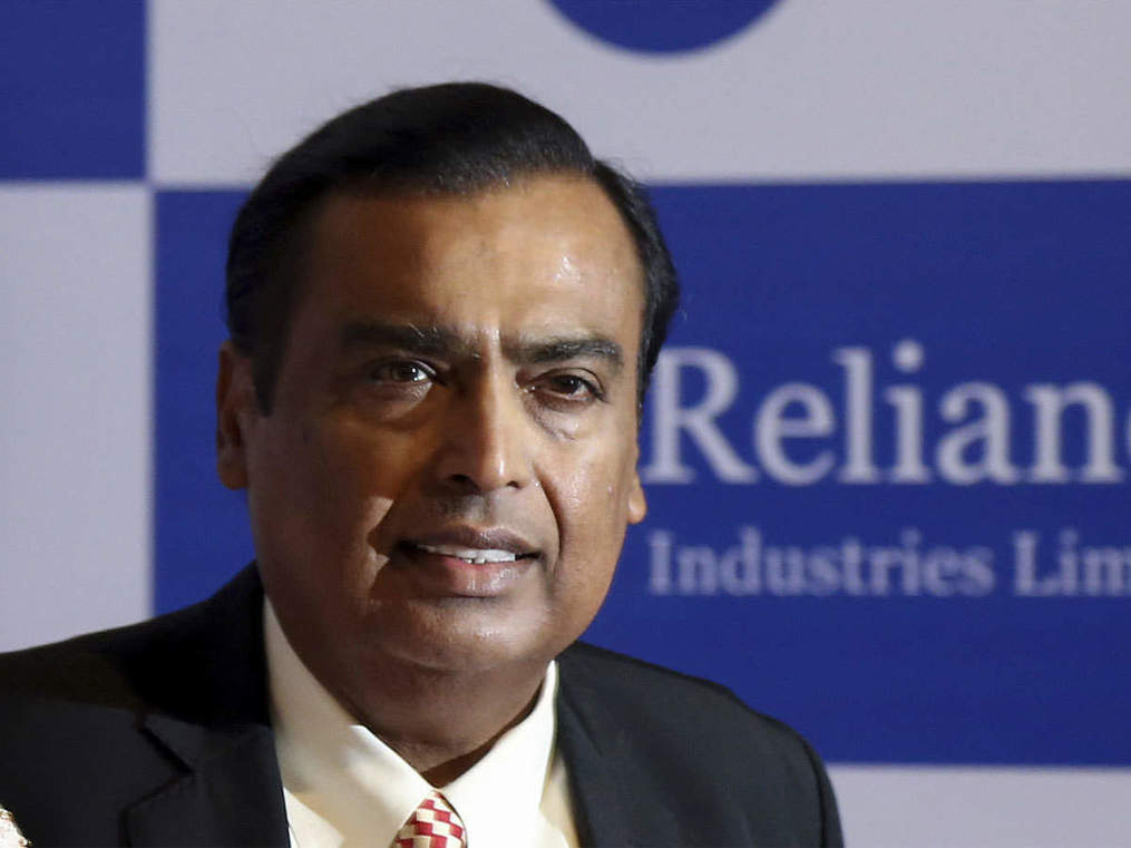 RIL's retail power draws wholesale money to its stock