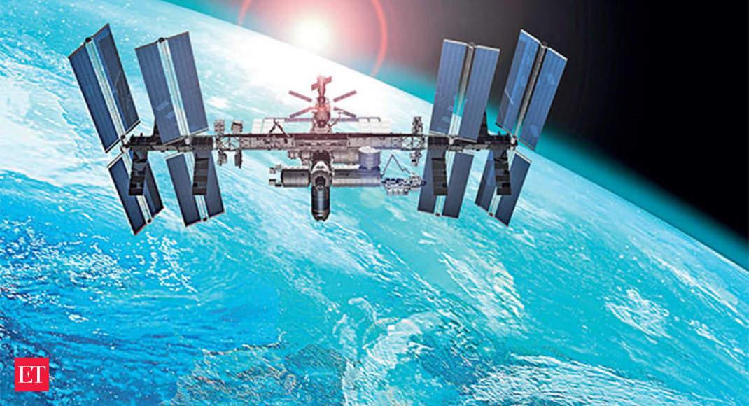 International Space Station marking 20 years of people living in orbit