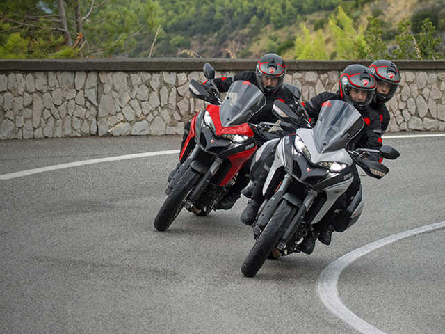 Ducati India unveils new sporty Multistrada 950 S at Rs 15.49 lakh