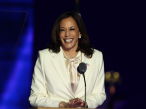 Vice President Elect Kamala Harris The Inspiring Story Of Many Firsts The Economic Times