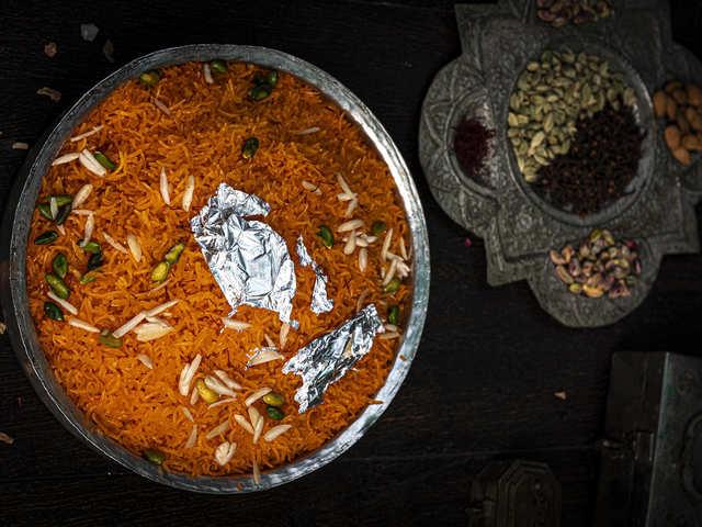 Add sweetness to your celebrations with Zarda pulao recipe