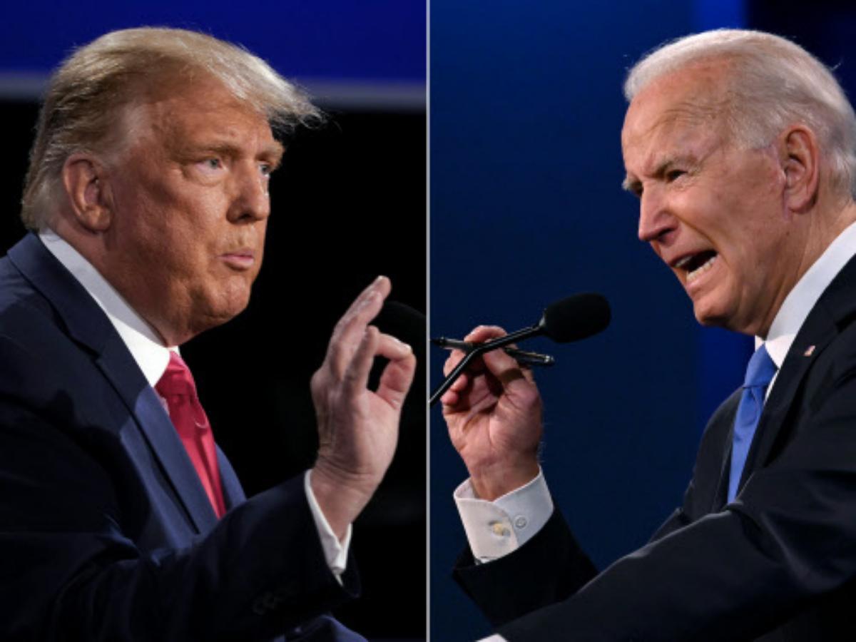 US Election Highlights Defiant Trump insists he will 'win' Nov 10 ...
