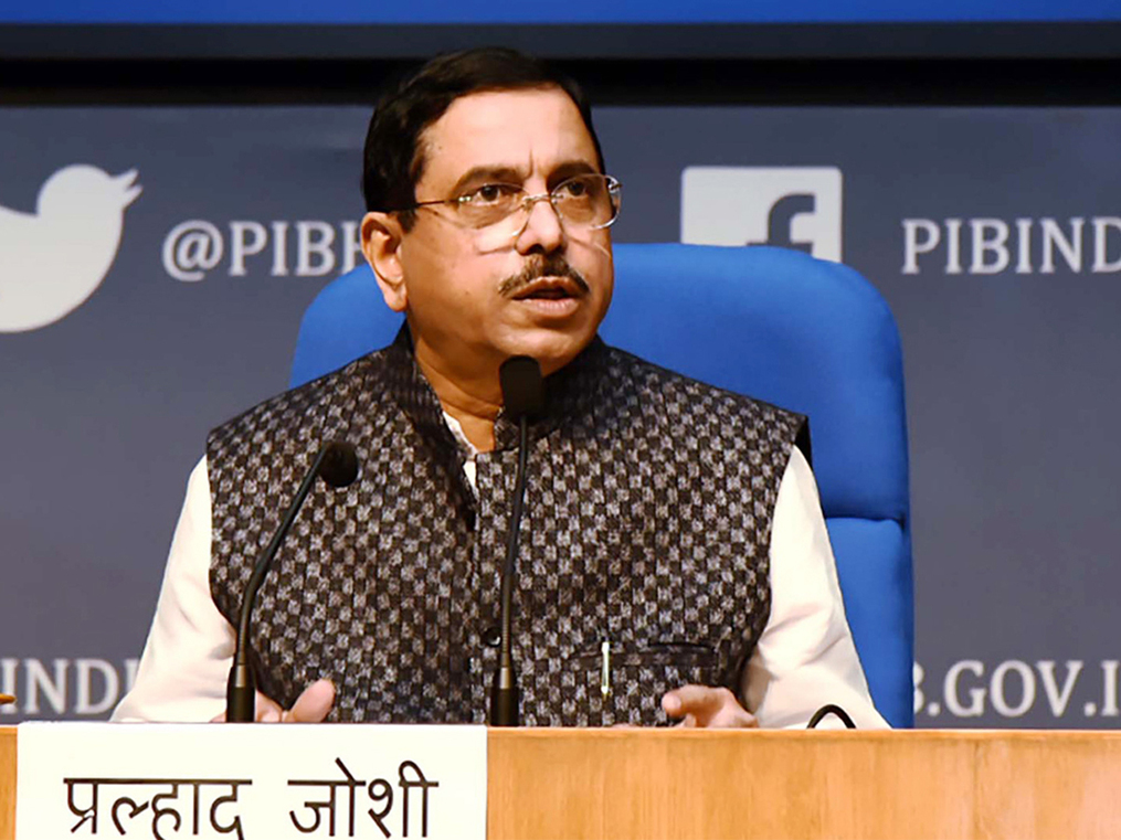 Coal India to see investment of Rs 2 lakh crore in five years: Coal Minister Pralhad Joshi
