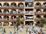 Pakistan's 'university of jihad', Darul Uloom Haqqania seminary, proud of Taliban alumni
