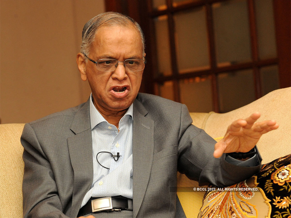 Covid-19 vaccines should be free of cost for all: NR Narayana Murthy