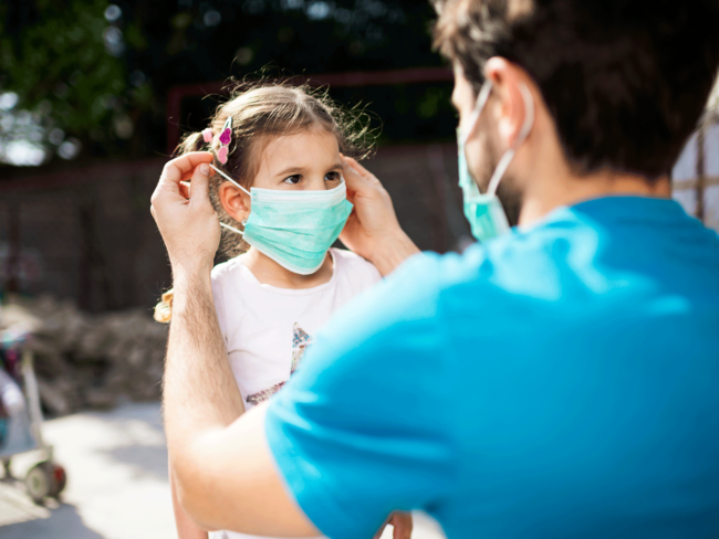 Danish Mask Study Doesn't Align With CDC Guidance