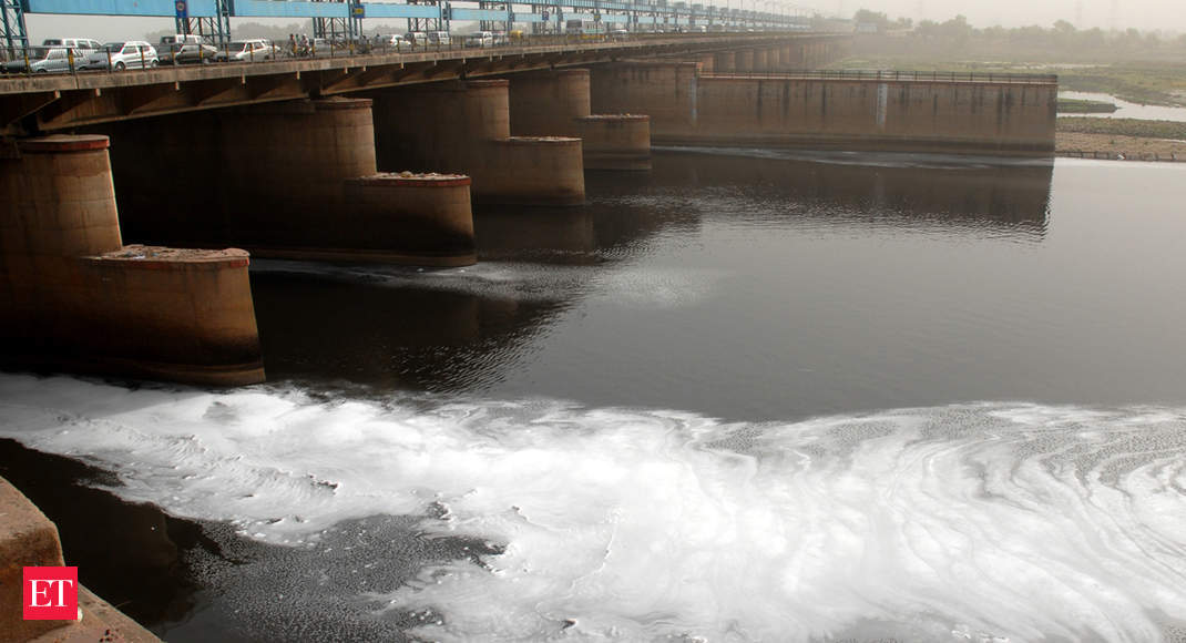 Delhi government to reduce Yamuna's pollution by 90% by March 2023