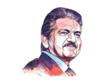 Coronavirus pandemic is the catalyst to speed up technological changes, says Anand Mahindra