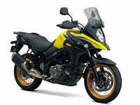 Suzuki Motorcycle India drives BSVI-compliant V-Strom 650XT ABS to India at Rs 8.84 lakh