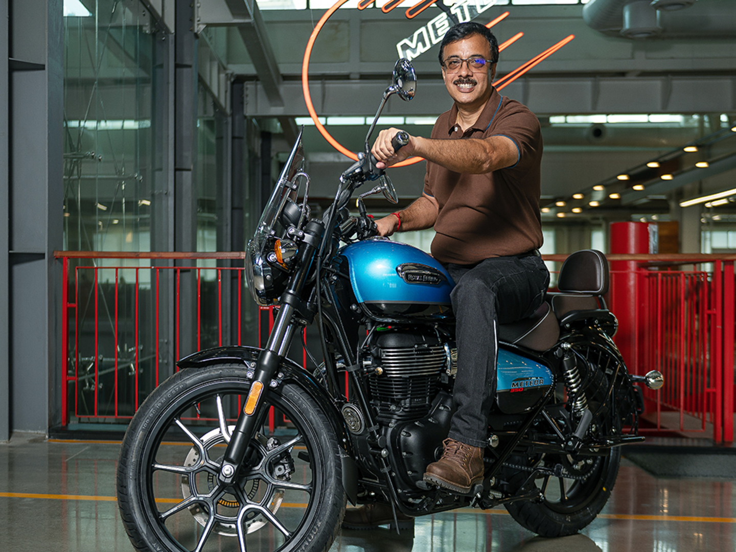 Royal Enfield is bulking up on mid-segment bikes, global expansion. T&C: No pillion allowed.