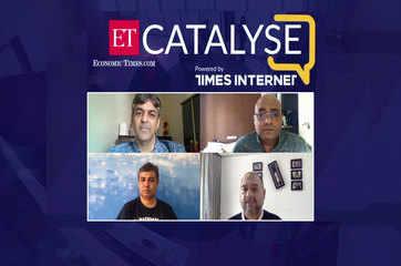 ET Catalyse Virtual 14: Madmen & Mathmen feat. Tushar Vyas, Shantanu Sirohi and Tanmay Mohanty