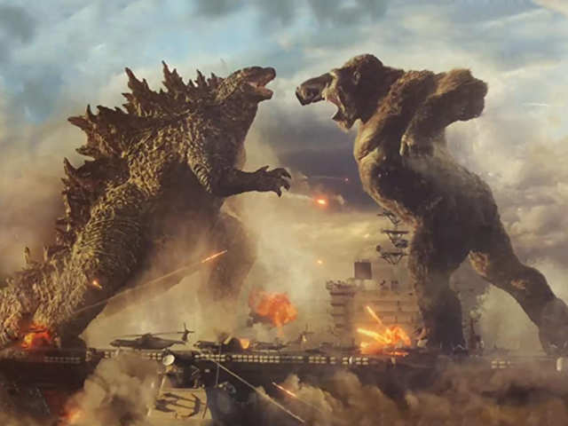 'Godzilla vs Kong' may get a digital release, sources say Netflix offered $200 mn to producers