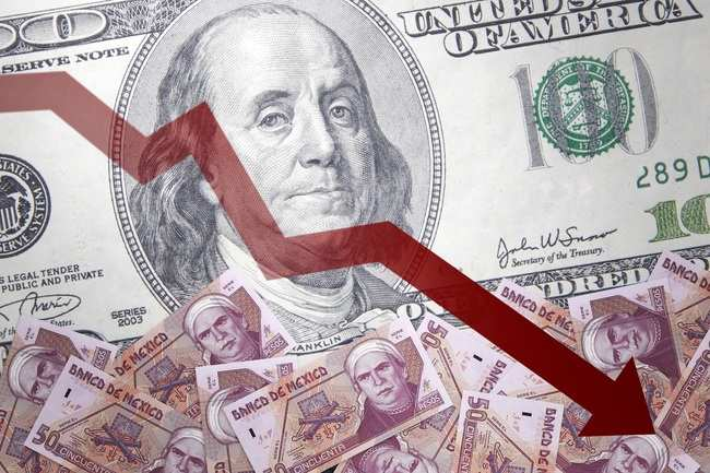 Dollar falls to lowest level in almost three months as investors flock to risk