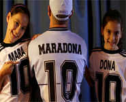 Mara & Dona: A living tribute to soccer great