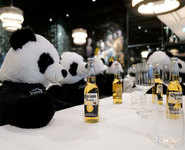 Panda-Mic: A silent protest with furry customers