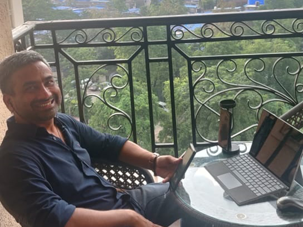 Singhi Advisors founder leaves his balcony office only during meal times