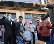 Gaza's toned-down Covid-era weddings