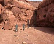 Utah desert mystery deepens as monolith vanishes