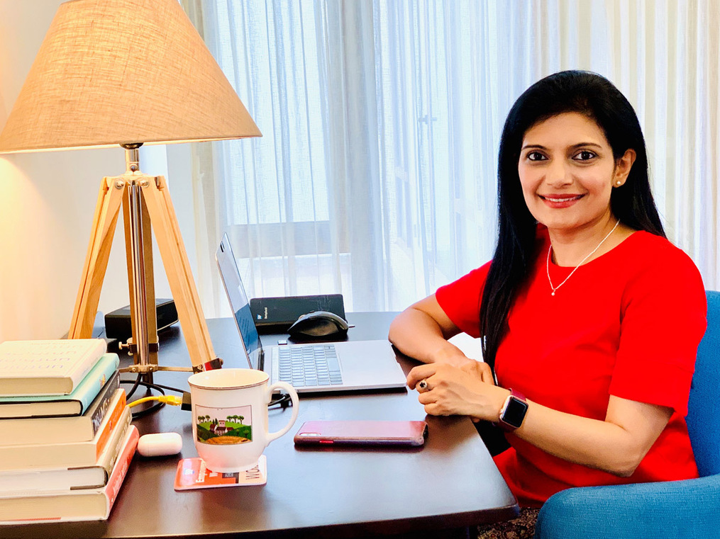 To hit refresh, SAP Labs India MD takes short, periodic breaks