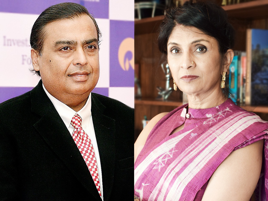 As Vani Kola's Kalaari mulls new fund, RIL could move in as white knight and boost its funding game