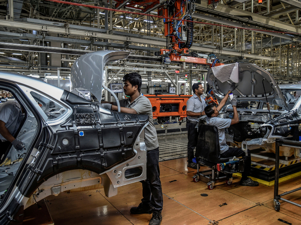 Auto sector sees revival in recruitment activity amid festive demand pick up