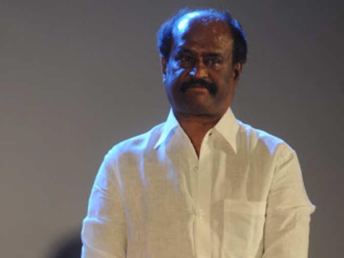 If it's election time in Tamil Nadu, Rajinikanth is the Boss