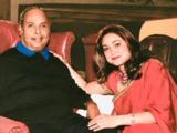 There was, is & will be no one like you: Tina Ambani remembers Dhirubhai Ambani on birth anniversary