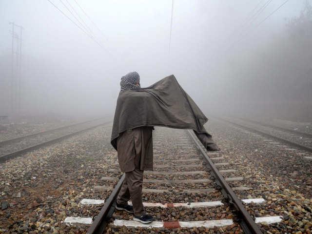 Delhiites, enjoy your 1.1° C of separation
