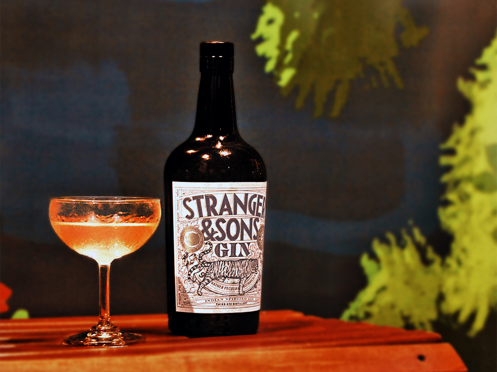 Stranger & Sons is serenading India's affluent with boutique craft gin. But old habits die hard.