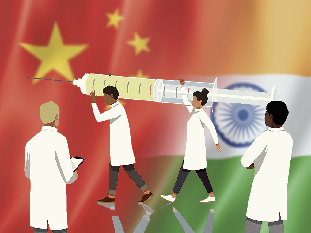 Crouching elephant vs. 'charming' dragon: why vaccine diplomacy is next battleground for India, China