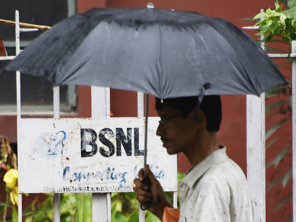 BSNL is quietly gaining market share. Needed: 4G spectrum, startup spirit to keep the signal strong.