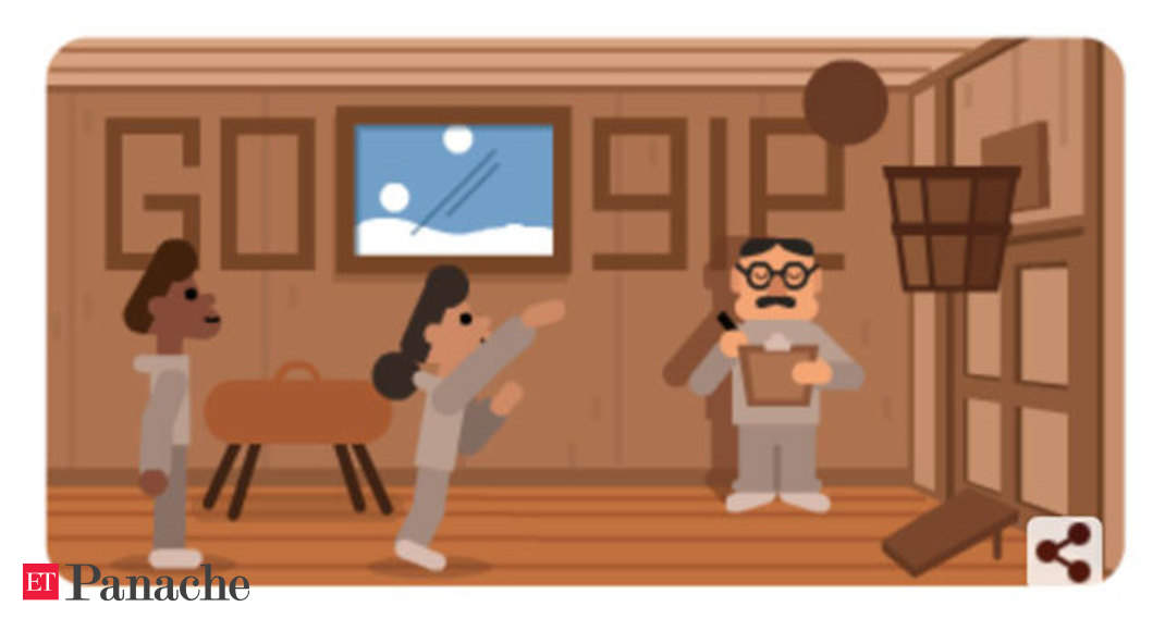 Dr James Naismith: Google celebrates inventor of basketball with a doodle - Economic Times