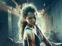 Kangana Ranaut's action-thriller 'Dhaakad' will release in theatres on October 1