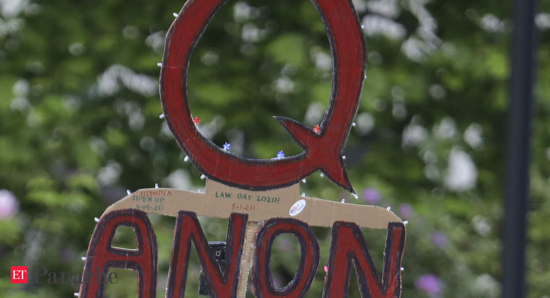 America hasn't given up on the conspiracy theory behind 'Q' of QAnon