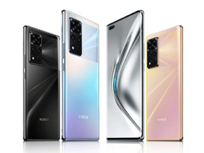 The New Honor V40 5G Is Now Available in China