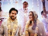 Varun Dhawan, Natasha Dalal tie the knot in an intimate ceremony