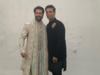 Posing With Karan