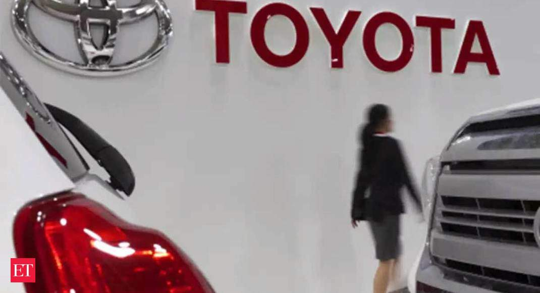 Toyota overtakes Volkswagen as top-selling global auto maker