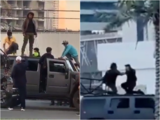 SRK shoots high-octane sequence for action drama 'Pathan' in Dubai and fans can't keep calm