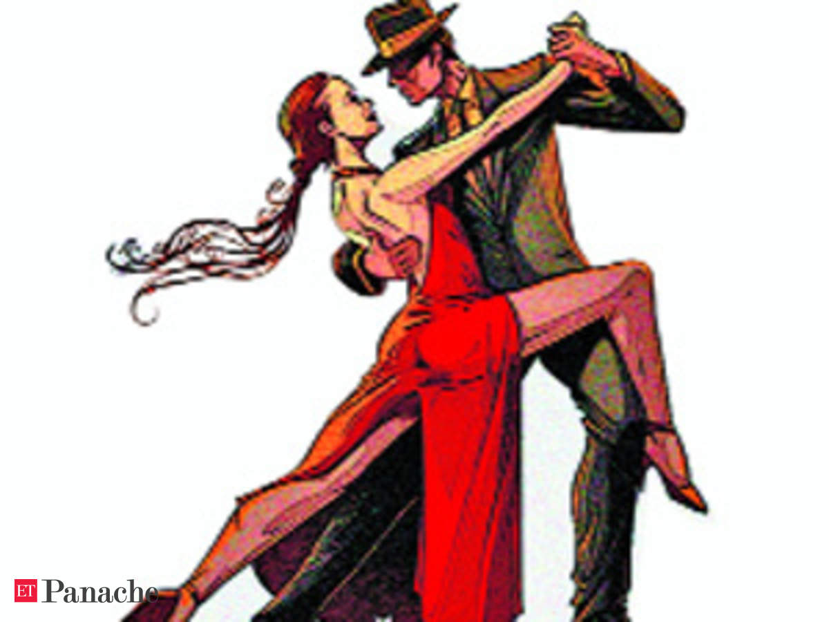 Salsa Vs Tango The Economic Times Rumba Dance Step Diagram