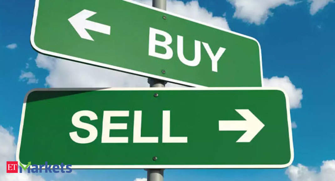 Buy or Sell: Stock ideas by experts for February 04, 2021 - Economic Times